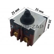 Кнопка болгарки (УШМ) 125 с плавным пуском