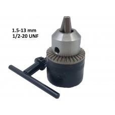 Патрон под ключ 1,5-13mm 1/2-20UNF