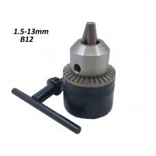 Патрон под ключ 1,5-13mm B12